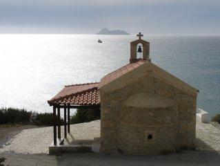 la villa PHAISTOS le lieux parfait pour des vacances tranquilles