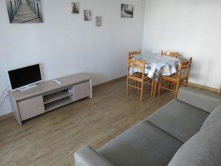 Appartement T2 , l' herbaudière à 100m de la plage
