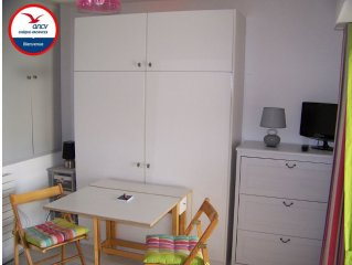Studio RENOVATED 4 people in Cap d'Agde + parking