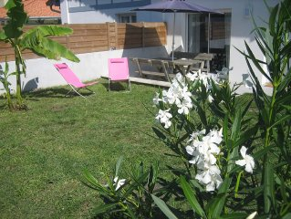 Small house Biarritz Anglet 8 people