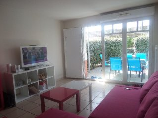 2 beautiful rooms bright to discover the Arcachon