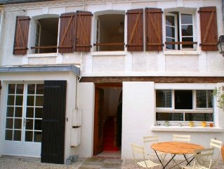 House in the heart of Cabourg 500 meters from the beach