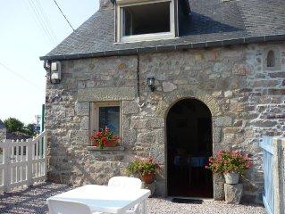Maisonnette de Pecheur situee a 1,5km de la mer