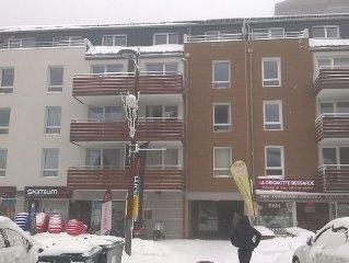 appartement Super Besse  pour 6 Personnes neuf 43m² avec garage