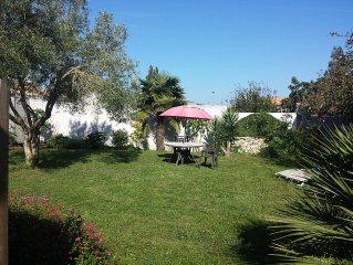 Jolie maison retaise classee 3* Grand jardin prive 2 a 6 pers proche comodites