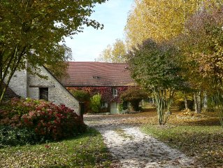Moulin de Cussigny, Gite de charme en Bourgogne