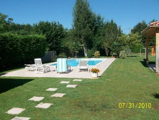 VILLA 3 CHAMBRES ( 6 COUCHAGES)