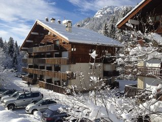 Location appartement 25m2 + Terrasse plein sud - Le Grand Bornand Chinaillon