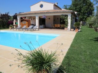 Villa 200sq.m with swimming pool