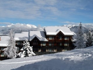 Valmorel, to the slopes, apartment 2 rooms, 4 people