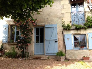 Maison Tourangelle de caractere du Val de Loire