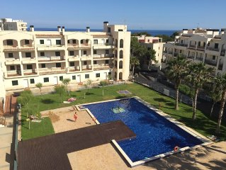 Bright, clima, pool, direct beach, ideal children, direct attention owner