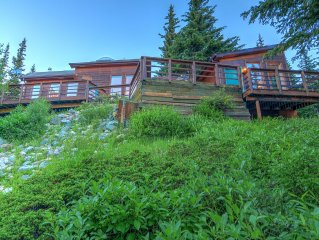 Private Mountain Home, Breathtaking Views, Relaxation and Adventure all in one!