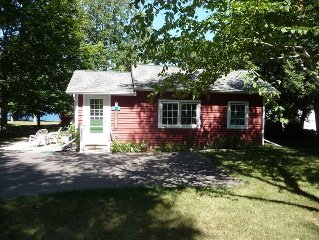 Waterside Retreat -- Swedish Stuga (Cottage)
