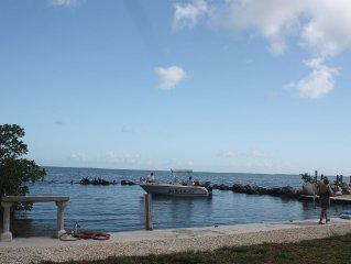 Fisherman's Dream On  Florida Bay, Large Yard and Boat Basin.