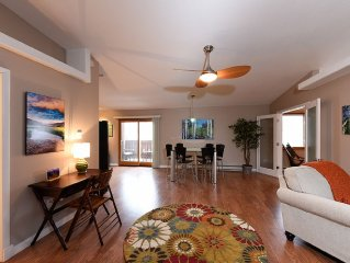 Gorgeous and Spacious Loft Condo in Downtown - your perfect home away from home