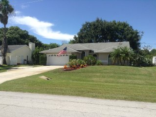 Lovely Quiet Vacation Retreat 3br/2ba -  Minutes from Beach, Skydiving & Golf