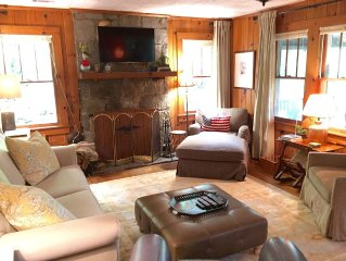 Minutes To Town, Wooded 2 Acre Retreat, Newly Remodeled