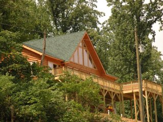 A Buck's Peak - Shenandoah Mountain Hide-away in Luray, Virginia