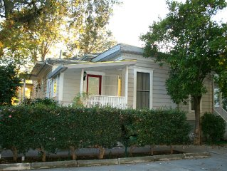 Updated Charmer in Heart of Downtown Chico - near Bidwell Park and college