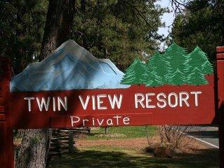 Camp Sherman Oregon, Deschutes National Forest Area, Metolius River, Hoodoo Ski