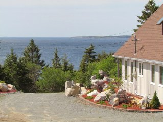 Overlooking White Point Beach Resort