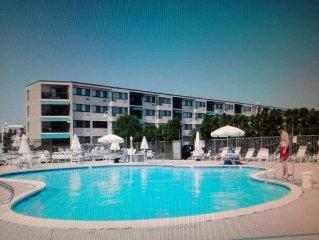 3 Bedroom Beachfront Condo with 2 Pools