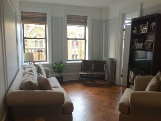 Beautifully Updated & Clean Large 2 Bedroom Condo Next To Prospect Park