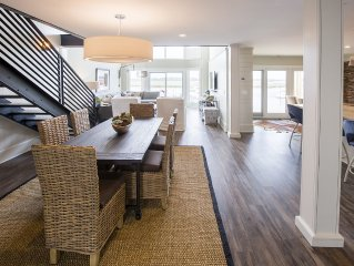 Spectacular Seabrook Island Villa, newly renovated, includes Club access