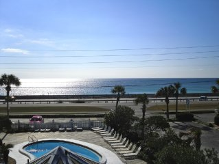 Oceanfront Condo with Breathtaking View and Beach Access! NEWLY PAINTED!