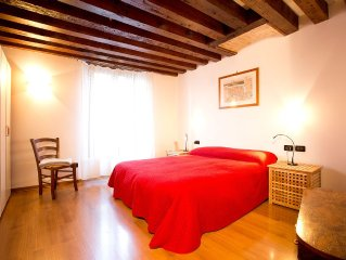 Charming Residential Apartment Close to St. Marco's Square