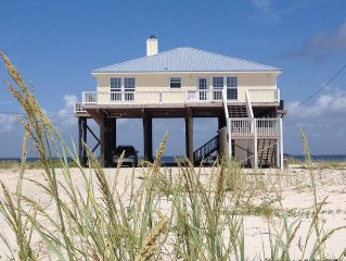 Secluded Gulf Paradise at West End of Dauphin Island