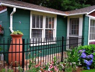 The Cottage -- Historic Downtown Waynesville