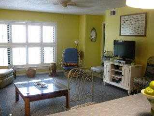 Lovely 2 Bedroom, 1st Floor Unit At Summerwinds in Indian Beach/Salter Path