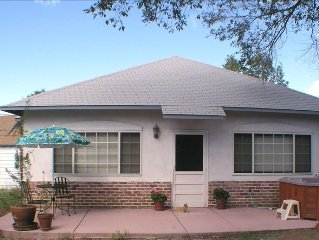 Furnished Cottage in Historic Silver City
