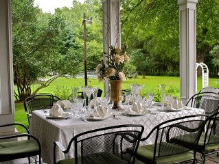 Private, Wine Country Estate Minutes From Wineries, Cayuga Lake, Ithaca & More