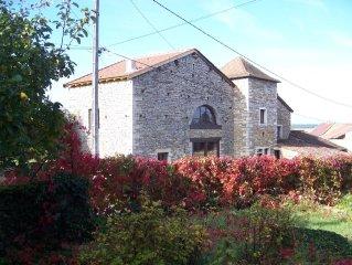 ProcheTaize-4 kms - Maison de caractere,en pierre de taille-8Couchages