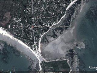 Maison tout confort à Sarzeau pointe de penvins 4/5 personnes, mer à 300 m