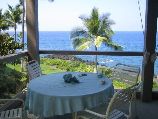 Sanitized & Safe -  Spectacular Oceanfront - End Unit with Wrap-Around Lanai!