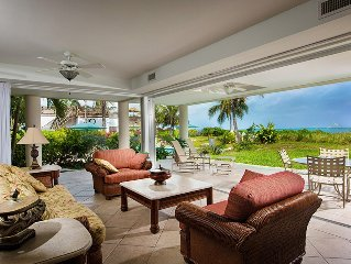 BEACH/OCEAN Front Super Grand Suite - Ground Floor - Worlds Best Beach