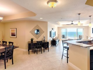Beautiful Brand New DIRECT Gulf Front 2 Bedroom Condo
