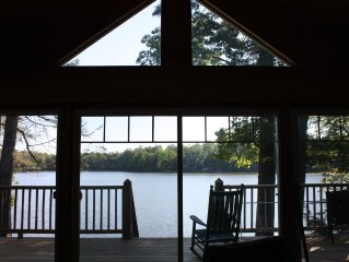 N.H. Waterfront Cottage