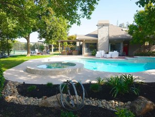 Retreat Verdot ~Your own private resort and wine country get-away