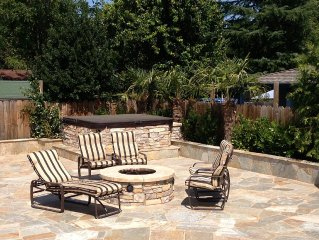 2 BR | 2 BA | Ranch |  Fire Pit | Near Top Wineries