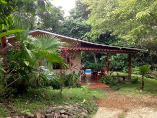 Agua Vista Casa Trogon, Ocean Views,Waterfalls, Jungle, Wildlife