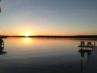 Crosslake/ Whitefish Chain: Big Trout Lake