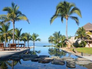 Vacation in a Secluded and Pristine Mexican Beach