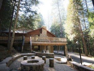 Arnold Cabin - 5bdrm/4ba - Lakemont Pines - Large home, Close to lake - pets ok