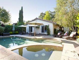 Villa Crivelli - 3 Bed, 2 Bath Home with Pool & Hot Tub