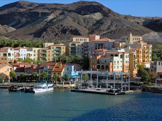 Lake Las Vegas Resort - 1 BR Condo W/Front Lake View & Village